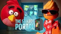 The Angry Birds 2 Movie ENDING! - Stikbot Portal