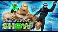 The Stikbot Show 🎬 - The One Where Caesar and the Apes Take Over!