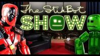 The Stikbot Show 🎬 - The one with Deadpool