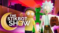 The Stikbot Show 🎬 - The one with Rick and Morty (Holiday Edition)