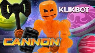 Klikbot - Cannon vs 100 Stikbots! (Galaxy Defenders)