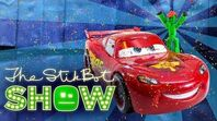 The Stikbot Show 🎬 - The one with Lightning McQueen