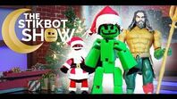 The Stikbot Show - Holiday Party with Super Smash Bros and..