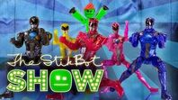 The Stikbot Show 🎬 - The one with The Power Rangers