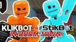 KlikBot VS Stikbot in DOOM TOWN - FINISH THE ENDING! -02 (Galaxy Defenders)