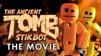 The Ancient Tomb of Stikbot 🗿 - Official Stikbot Movie