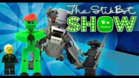 The Stikbot Show 🎬 - The one with LEGO Ninjago