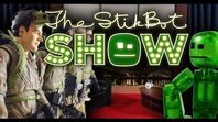 The Stikbot Show 🎬 - The one with the Ghostbusters