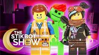 The Stikbot Show - I am a LEGO Master Builder! (Feat