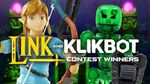 KlikBot - Link and Galaxy Defenders Crossover! - FINISH THE ENDING -3 (Contest Winner Revealed)
