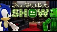The Stikbot Show 🎬 - The one with Sonic!