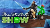 The Stikbot Show 🎬 - The one with Captain Jack Sparrow