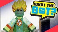 What the Bot? 💥 - Superhero Academy