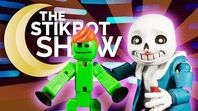 The Stikbot Show 🎬 - The one with Sans