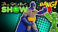 The Stikbot Show 🎬 - The one with Batman Unlimited