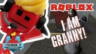ROBLOX - Stikbot Gaming (I am Granny!!!)