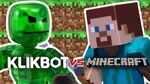 KlikBot vs Minecraft - FINISH THE ENDING! -01 (Galaxy Defenders)