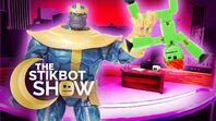 The Stikbot Show - The Avengers vs Thanos! (Endgame)
