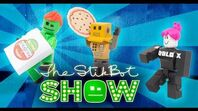 The Stikbot Show 🎬 - The one with Roblox