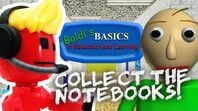 Stikbot Gaming - Baldi's Basics in Education and Learning