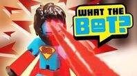 What the Bot? - The Headless Stikbot, Tarzan & SuperBot!!!