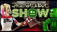The Stikbot Show 🎬 - The one with Harley Quinn and..