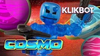 KlikBot - Cosmo- Top Secret Mission (Galaxy Defenders)