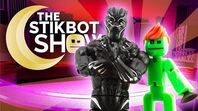 The Stikbot Show 🎬 - The one with Black Panther