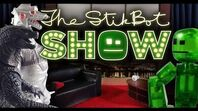 The Stikbot Show 🎬 - The one with Godzilla and..