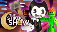 The Stikbot Show 🎬 - The one with Bendy and Striker from OFF THE GRID
