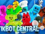 Stikbot Central