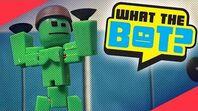 What the Bot? 💪 - BroBot's Intense Workout!