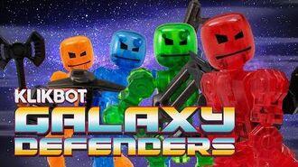 KlikBot- Galaxy Defenders - SERIES PREMIERE! (S1 Ep. 1)