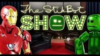 The Stikbot Show 🎬 - The one with Iron Man