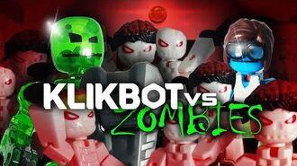KlikBot- Galaxy Defenders vs. Zombies!