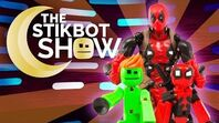 The Stikbot Show ⚔ - The one with Deadpool and Botpool