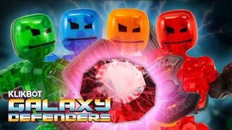 KlikBot- Galaxy Defenders - Emergency Rescue!