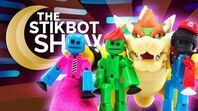 The Stikbot Show 🍄 - The one with Bowser and?