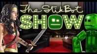 The Stikbot Show 🎬 - The one with Wonder Woman