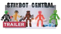 Stikbot Central - Official Channel Trailer