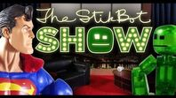 The Stikbot Show 🎬 - The one with Superman!