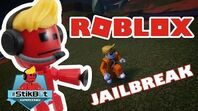 Stikbot Gaming - Roblox Jailbreak (I'M IN TROUBLE!!)