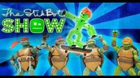 The Stikbot Show 🎬 - The one with TMNT and..