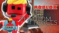 Stikbot Gaming 🎮 - ROBLOX - (New Steel II) Phantom Forces