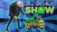 The Stikbot Show 🎬 - The one with Gru and the Minions