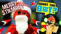 What the Bot? - Happy Holidays! (feat. Grinch, Santa, Dreidel and..