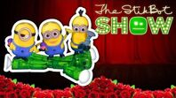 The Stikbot Show 🎬 - The one with Minions