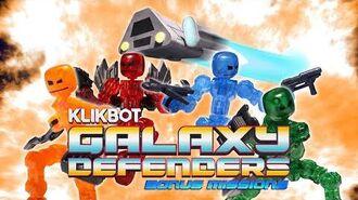 KlikBot- Galaxy Defenders - ROCK STARS!