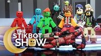 The Stikbot Show - Kingdom Hearts 3 vs Maleficent (feat