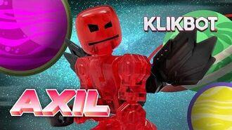 KlikBot - Axil- Your Worst Nightmare! (Galaxy Defenders)
